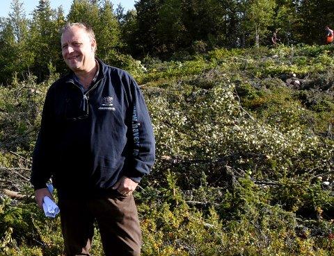 Rune Haverstad kjøpte seg gard i Ruste i Nord-Fron i 2017 og fikk ett års frist med å bosette seg der. Nå har han søkt om fem år utsettelse .