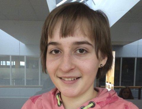 Maren Lundorf (16), Lunner: – Min favorittfilm må være «Kingsmen: the Secret Service». Denne filmen er morsom samtidig som den er veldig spennende.