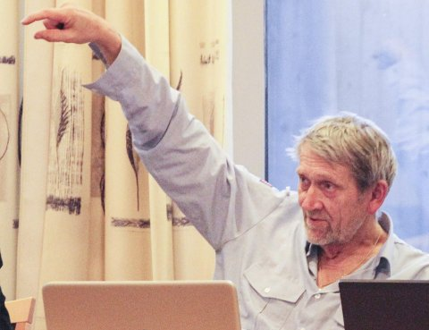 – RETT OG SLETT FEIL: Øyvind Kvernvold Myhre (GBL) reagerer på påstanden om at Gran ikke satser på skole. ARKIVFOTO