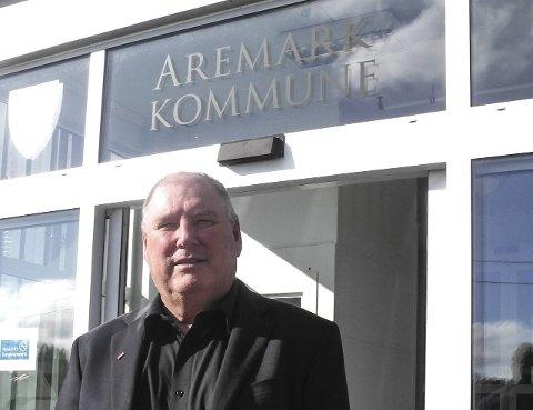 RÅDMANNEN: Rådmann Jon Fredrik Olsen i Aremark kommune sier at budsjettet er stramt for 2017.