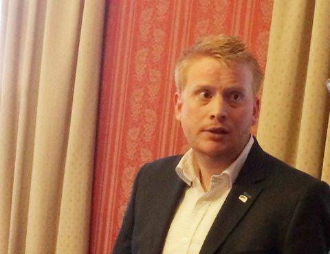 – Hadde vi fra dag én skapt tvil om forutsigbarheten i avtalen, hadde den stranda for lenge siden, sa Fredrik Holm (H)