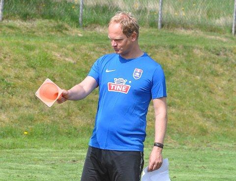 Anders Fredlund og TTIF tapte 0-9 i lørdagens serieåpning.