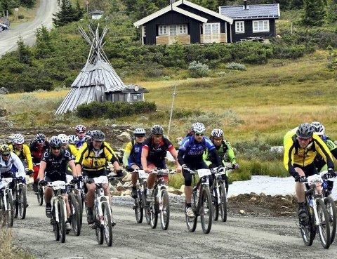 DET BLIR BIRKEN: Det blir Birken i år både på sykkel og til fots, men helt som vanlig blir det ikke.