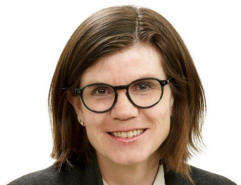 Økonomisjef: Anne Tove Sandal Teigenes.