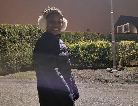 TOK GREP: Camilla Viste Bratland (10) sendte melding til kommunen hun bor i. Det viste seg å være lurt.