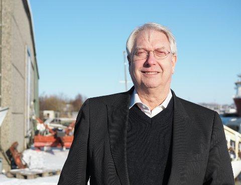 SATSER I SIRDAL: Styreleder Jan Birger Medhaug i Stiftelsen Karmsund ABR-senter forteller at de samlokaliserer rehabiliteringssentrene på Tuastad gård og Juvåsen. Det nye senteret ligger på Bjønstad ved Tonstad sentrum i Sirdal.