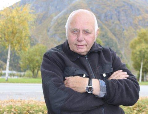 NKP: Per Arvid Normann er nummer tre på lista til Nordland  NKP.