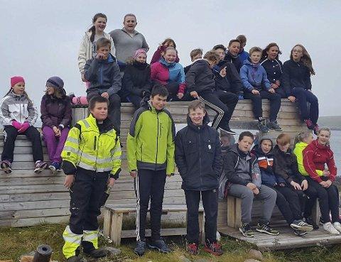 FELLESSKAP: Det navnløse tiltaket er et samarbeid mellom klubber i Vadsø og Vardø.
