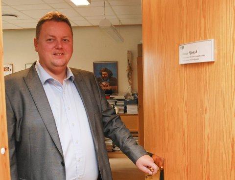 SENDT BREV: Fylkesordfører Runar Sjåstad har skrevet brev til kommunalministeren.