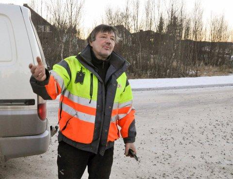 LEVERER SÅ DET GRINER: Bjørn Arild Johansen og Johansen eiendom AS har nok en gang levert ett kraftig millionoverskudd.