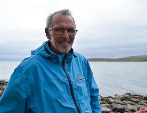 KAPTEIN: Arild Hårvik jobbet på sjøen i 47 år før han ble pensjonist. Siste arbeidsplass var på skipet MS Fram som blant annet seilte til Antarktis, Grønland og Svalbard. Det er spesielt to ting som har preget livet hans til sjøs.