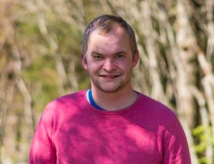 SØKER: Trym Johnstuen (26) er fra Stavanger og akkurat ferdig med sin mastergrad i samfunnssikkerhet. Nå ønsker han å prøve seg i arbeidslivet i Finnmark.