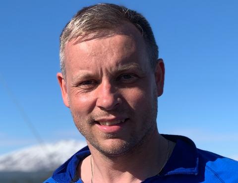BEREDSKAP: Daglig leder i Fiskarlaget Nord, Jon-Erik Henriksen, forventer at beredskapen ved det nye sykehuset er adekvat.