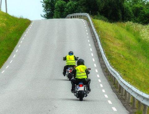 KØ: Etterspørselen er så stor at ikke alle som ønsker oppkjøringstime for motorsykkel kommer til å få det denne sesongen.