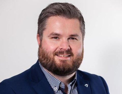 Leiar for kontrollutvalet i fylkeskommunen, Dan Femoen. (Pressefoto: Vestland fylkeskommune).