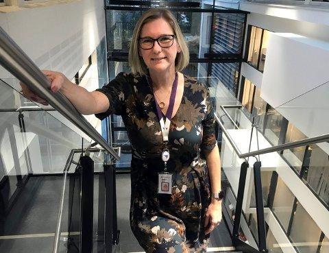 Christina Johansen (43) leder nå over tre tusen ansatte som administrerende direktør for TechnipFMC Norge.