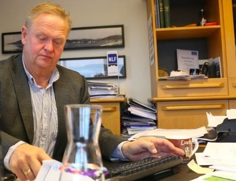 FORTVILT: Ordfører Jan Kristensen sier Lyngdal har få muligheter til å overby andre kommuner i kampen om legene.