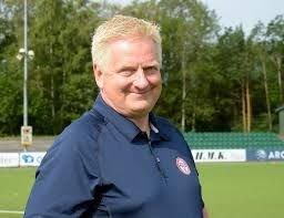 Daglig leder for KFUM-kameratene, Thor-Erik Stenberg