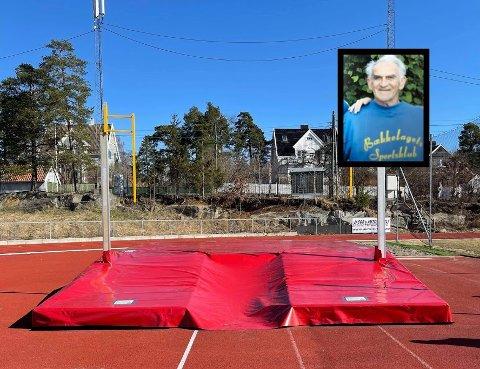 Jostein Haraldseid (85) i i flere tiår vært involverti BSK friidrett. Han synes det er utrolig synd at noen få mennesker skal ødelegge for så mange.