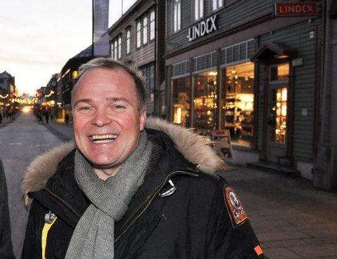 NYE EIERE: Kjetil Emil Olsen er hovedaksjonær i Bakehuset, som nå altså får ny hovedeier. arkivfoto: Lasse Jangås