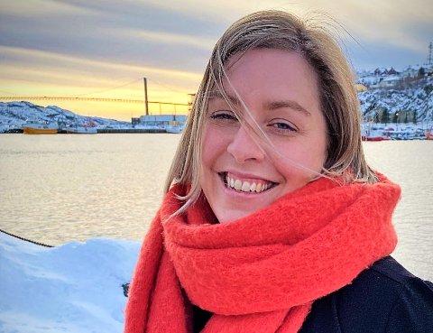 NY: Signe Dille Løvmo har blitt ansatt i Val FoU for å møte økt etterspørsel av dokumentasjon fra innovatører i havbruksnæringen.