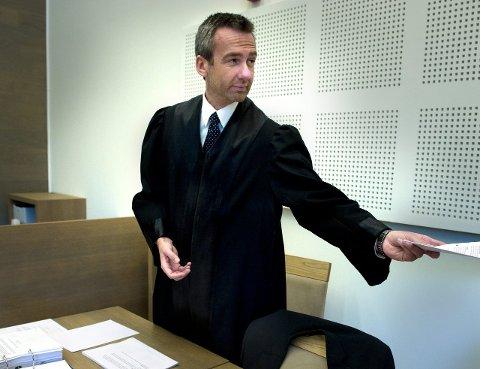 FORSVARER: Advokat Ketil Myhre var Gjøvik kommunes advokat i tvisten mellom de to kommunene. (ARKIVBILDE)
