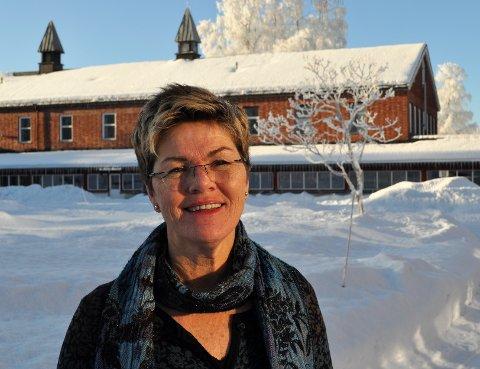 FORSKET PÅ SELVFORSTYRRELSER: Ingrid Hartveit Svendsen fra Raufoss har blant annet forsket på forløpet av selvforstyrrelser hos personer med psykose.