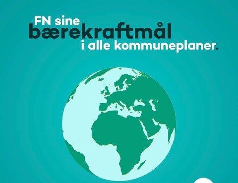 I Nordre Follo kommune skal vi styre etter FN sine klimamål. Vi har bare en klode så vi må bruke hodet.