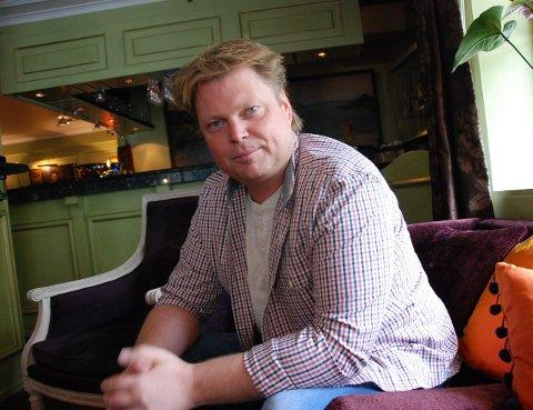 Jørn Lier Horst arbeidet med Kristin-saken for 17 år siden.
