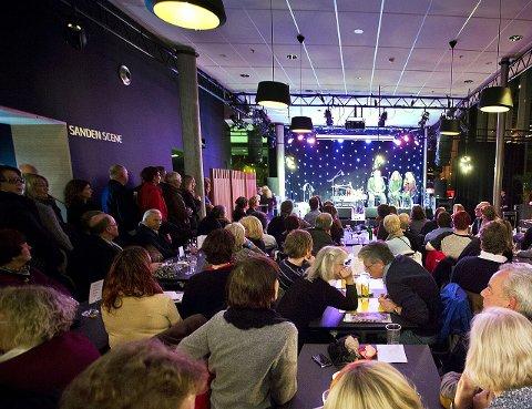 UTDELING: Utdelingen av Ambjørnsenprisen finner sted på Kulturnatta i Larvik lørdag 10. november.