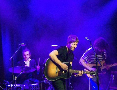 BELLMAN: Arne Johan Rauan aka Bellman inviterer til livestreamet konsert søndag kveld.