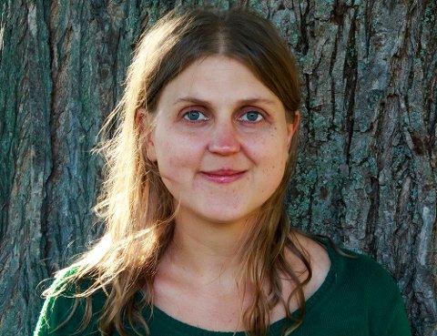 Kaia Dahle Nyhus er ute med ny bok.
