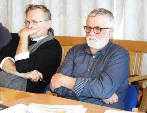 Rune Breili og Harald Svendsen er begge dømt til 8 måneders ubetinget fengsel. De anket dommen på stedet i dag.