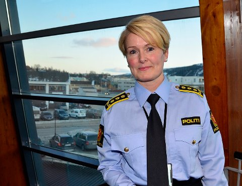 Politiinspektør Sølvi Elvedahl