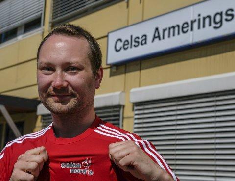 PÅMELDING: Rolf Arne Hansen minner om påmeldingsfristen for Celsastafetten, som er fredag 25. mai.