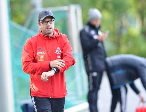 Kjetil Knudsen og Åga IL fikk en god start på sesongen.
