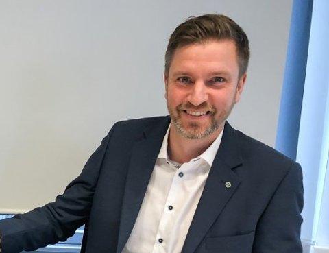Kurt-Are Einmo (Sp), varaordfører i Nesna kommune.