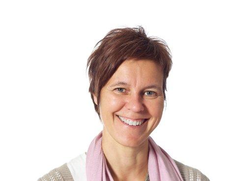 Forbundslederen i Diabetesforbundet  Nina Skille