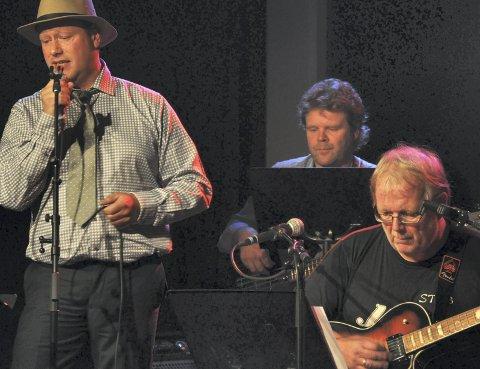 SINGERS LOUNGE: Tom Iver Hauge Roar Lindberg og Rino Larsen er fast inventar i Singers Lounge.aRKIVFOTO: pER d. zARING