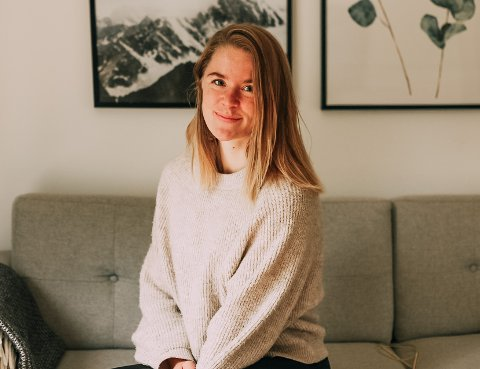 BLE VÆRENDE: Cecilie Lykke Silseth Danielsen (27) flyttet til Danmark for å studere i 2013. Der har Sandefjord-kvinnen blitt værende. Mye takket være kjærligheten.