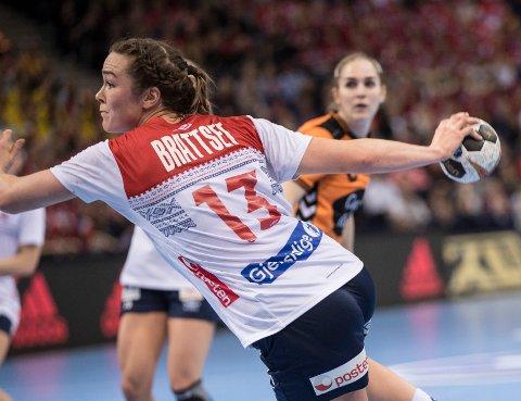 Kari Brattset blir Györ-spiller.