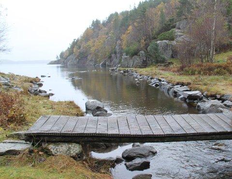 Tøgjevågen blir ikke industriareal. Det var formannskapet i Strand enstemmige om da kommunedelplanen for Nordmarka ble behandlet onsdag kveld. (Arkivfoto)