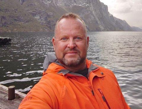 I NORGE IGJEN: Henrik Lilleheim er tilbake i Norge og Lysebotn etter eit halvår i USA.