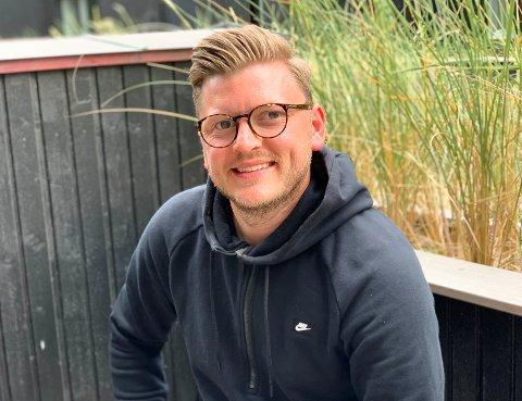 INN I KRETSEN: Stig Haddal er allerede kjent for mange som Pors-trener, nå skal han også jobbe som trenerutvikler i fotballkretsen.