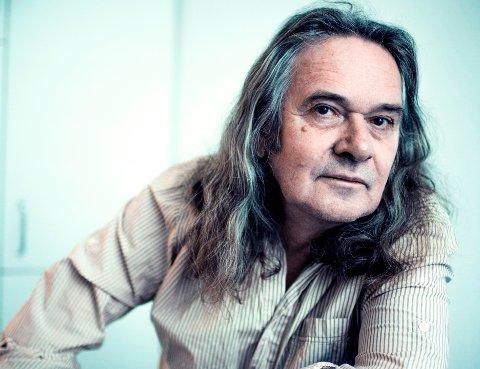 HEDRES MED PRIS: Ivar Ambjørnsen får Vestfold fylkeskommunes Kunstnerpris for 2017.