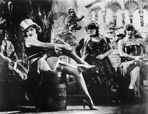 """FILMKLUBBEN TILBAKE: Marlene Dietrich i """"Der blaue engel"""" er noe av det som kan oppleves i filmklubben i høst."""