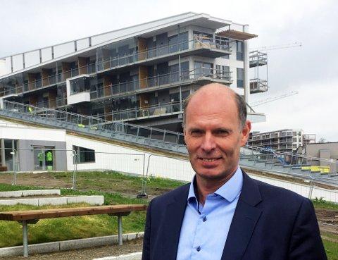 Fredrik Skjøren har omfattende erfaring fra forretningsutvikling og internasjonalisering.