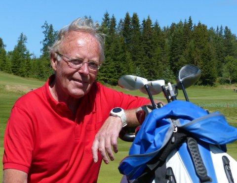 Leder av Golf Grønn Glede i DGK, Per Hansen
