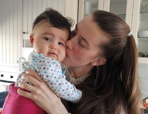 Mor og datterkjærlighet