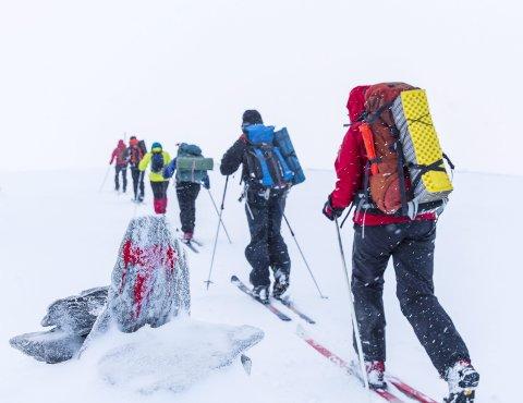 FOR DE TURGLADE: Medlemsskap i Den norske turistforeningen (DNT) er en gave som kan gi turglede gjennom hele året.